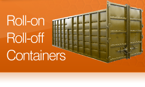 Roll-on Roll-off Containers